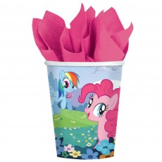 My Little Pony Friendship Paper Cups
