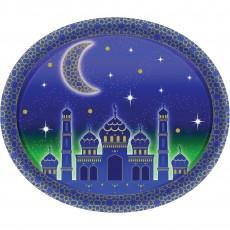 Moon & Stars Banquet Plates