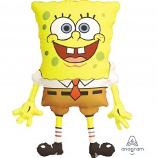 SpongeBob Yellow Squarepants Foil Balloon