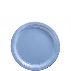Blue Pastel Paper Dinner Plates
