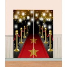Hollywood Scene Setters Pack of 2