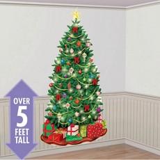 Christmas Classic  Tree Scene Setter