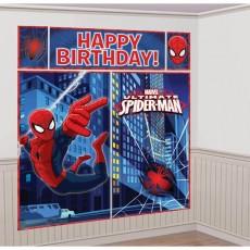 Spider-Man Scene Setters