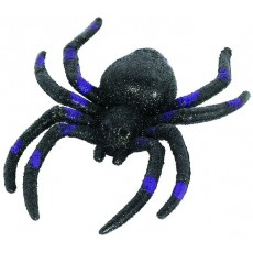 Halloween Party Supplies - Misc Decorations - Cemetery Spiders