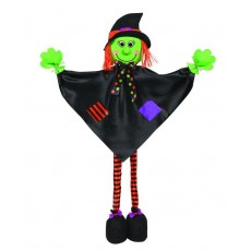 Halloween Large Standing Witch Prop Misc Decoration