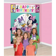 Minnie Mouse Happy Helpers Props & Scene Setters Pack of 17
