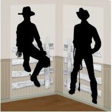 Cowboy & Western Cowboy Add On Scene Setters