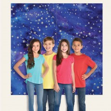 Galaxy Photo Backdrop Scene Setters