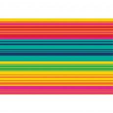 Mexican Fiesta Serape Striped Placemat Misc Accessorie