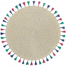 Boho Vibes Party Supplies - Placemat