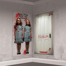 Halloween Party Decorations - Scene Setters The Shining