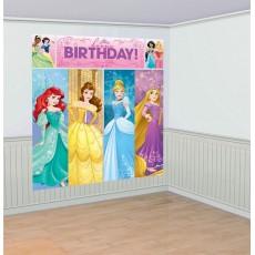 Disney Princess Dream Big Scene Setters Pack of 5