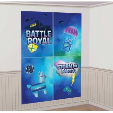Battle Royal Props & Scene Setters Pack of 16