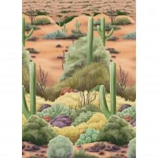 Caliente Desert Flora Wall Scene Setters