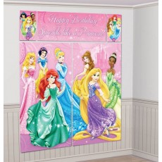 Disney Princess Sparkle Scene Setters