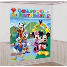 Mickey Mouse & Friends Scene Setters
