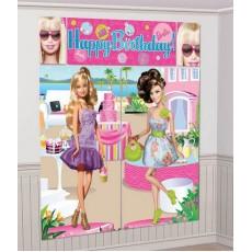 Barbie All Doll'd Up Scene Setters