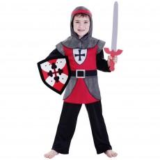 Fairytale Deluxe Knight Boy Child Costume