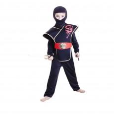 Teenage Mutant Ninja Turtles Deluxe Ninja Boy Child Costume 6-8 years Large