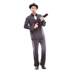 Great 1920's Deluxe Gangster Adult Costume