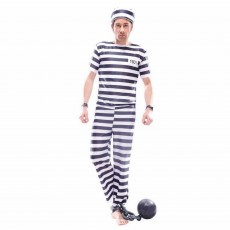 Hollywood Prisoner Adult Costume