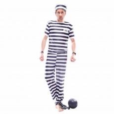 Hollywood Prisoner Men Costume
