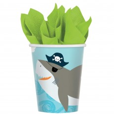 Ahoy Paper Cups 266ml Pack of 18