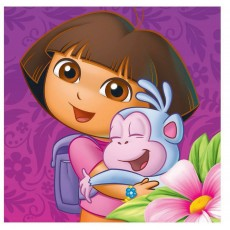 Dora the Explorer Party Packs
