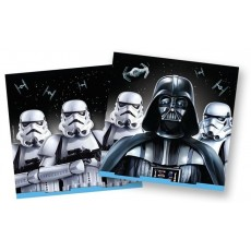 Star Wars Party Supplies - Lunch Napkins Classic