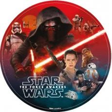 Star Wars Episode 7 Dinner Plates