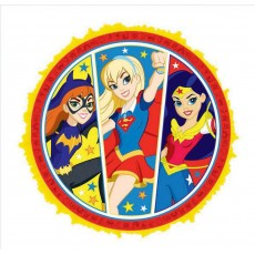 Super Hero Girls Expandable Pinata