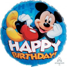 Mickey Mouse Standard HX Foil Balloon