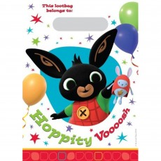 Bing Bunny Loot Favour Bags