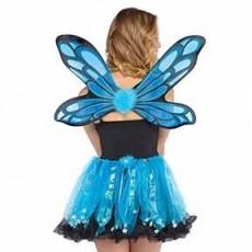 Fairytale Party Supplies - Adult Costume Fairy Kit Blue