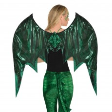 Fairytale Deluxe Dragon Wings Head Accessorie