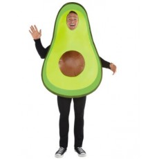 Mexican Fiesta Avocado Adult Costume Adult Size