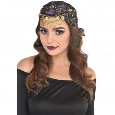 Halloween Fortune Teller Headwrap Head Accessorie