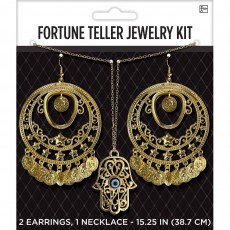 Halloween Fortune Teller Jewellery
