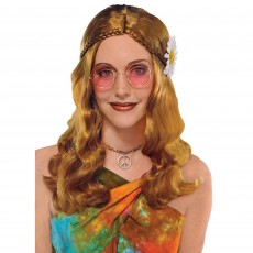 Feeling Groovy & 60's Party Supplies - Groovy 60s Hippie Glasses