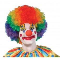 Big Top Clown Jumbo Wig Head Accessorie