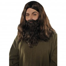 Fairytale Party Supplies - Wig and Beard Set
