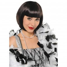 Great 1920's Party Supplies - Flapper Wig