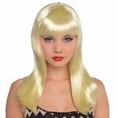 Gods & Goddesses Blonde Electra Blonde Wig Head Accessorie