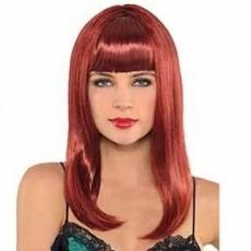 Gods & Goddesses Auburn Electra Auburn Wig Head Accessorie
