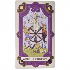 Halloween Party Supplies - Tarot Cards