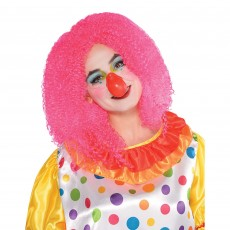Big Top Clown Squeaky Nose Head Accessorie