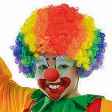 Big Top Party Supplies - Clown Red Nose