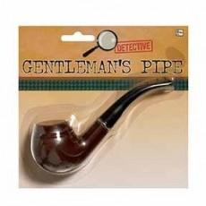 Great 1920's Party Supplies - Detective Gentlemen Pipe