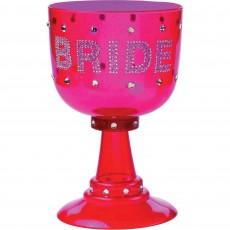 Bachelorette Deluxe Bride Plastic Glass 769ml