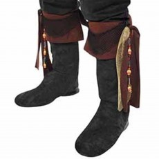 Pirate Boot Toppers Costume Accessories